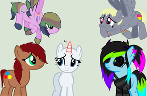 Random Mlp  collab~(Closed~ =w=) by The-Crazy-Canadian