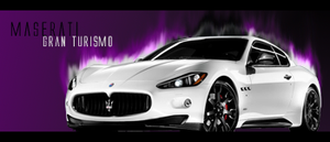 Maserati Gran Turismo by Quarion-Design