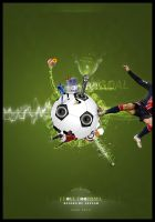 I LOVE FOOTBALL . . . by jaffar-style