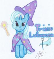 The great and powerful trixie by veeyaneeh