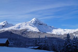 Mountains in Switzerland Stock 3 by JArcher-Stock