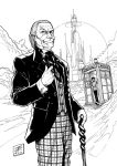 The First Doctor 1 (2011) Inks by SteveAndrew