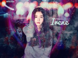 Irene red velvet wallpaper by Anyelfexol