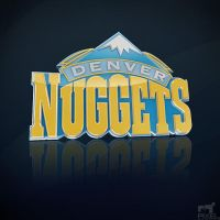 NBA Team Denver Nuggets by nbafan