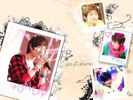 Onew by Ichigolover