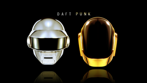 Daft punk Wallpaper by Browniehooves