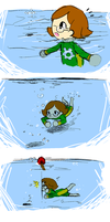 ACNL - Diving comic by the-chinad011-house