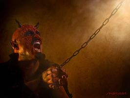 Sympathy for the Devil I by Mariusart