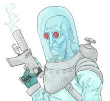 Mister Freeze by b-dangerous