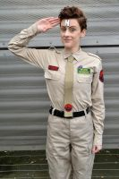 Arnold Rimmer Cosplay at the NSC 2015 (3) by masimage
