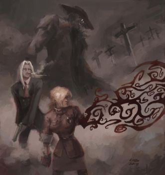 Hellsing by Alex-Chow