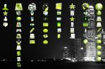 The Green Theme - PS3 Theme by yorksensation