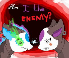 Am I the Enemy? PMV part 49 by Dianamond