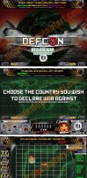 Battleships: Defcon edition by TigarUK
