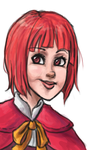 Little Red by GingerFlight