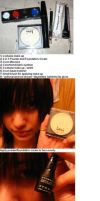 Make up Tutorial by Butterfly-Child-Risu