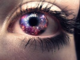 Space eye by BenjiiBen