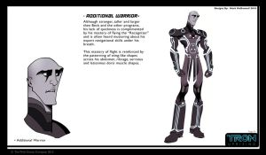 Tron Uprising:  Early Ideas 02 by Cre8tivemarks