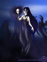 The Princess of the Night by Adalbertus