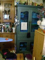 165: TARDIS in the dining room by CrazyFoxMoon