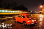 Beetle and train by Seth890603