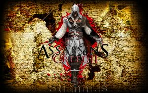 Assassins Creed II wallpaper by stiannius
