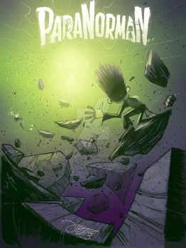 022 - ParaNorman by JeremyTreece