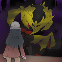 A wild GIRATINA appeared by AtelierJordan
