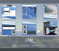 Chill Mini Suite by mathez-more