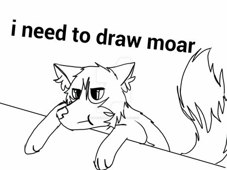 i need to draw moar by Agustinalion