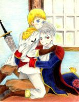 APH - Prussia and HRE[older] by black-wolf-tala