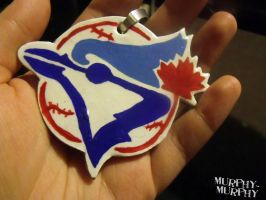 Toronto Blue Jays Ornament by Murphy-Murphy
