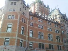Quebec Chateau by bmarvel777