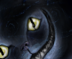 Cheshire Cat Collaboration by katie0792