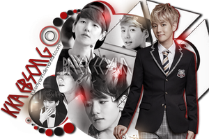 Baekhyun Spanish Design by KuroNyann
