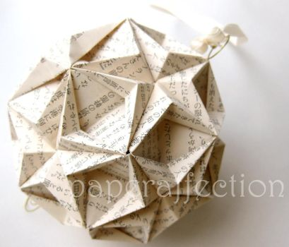 Japanese Starred Origami by pandacub143