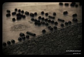 model of concentration camp by fL0urish