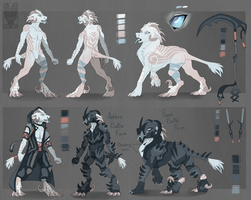 Full ref arcanus design [OFFER TO ADOPT] by Velkss