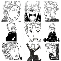 Demyx Faces by Moogle007