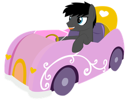 Car for a Stallion by FlickTransition
