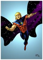 Quasar by spidermanfan2099