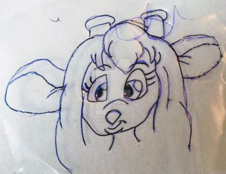 Gadget Hackwrench Plastic doodle by CatDasher