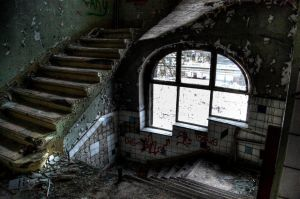 Childrens Hosp. Main Stairs a by Diesel74656
