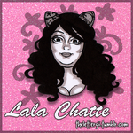 Comm: Lala Chatte by thelettergii