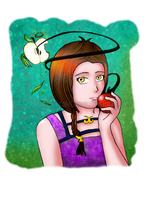 Apple's Ancestor by NicoleDaney
