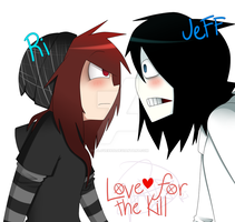 Love for the Kill by emoLove9900