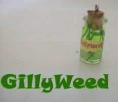 ~Harry Potter Potion # 3: Gillyweed by Japaneko