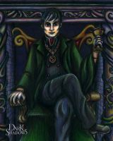 Barnabas Collins Portrait by Ai-Don