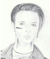 Andy Biersack by DontTouchTheMap