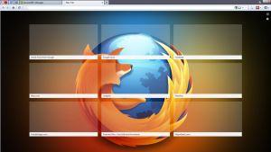Firefox 13.0.1 New Tab by Drudger